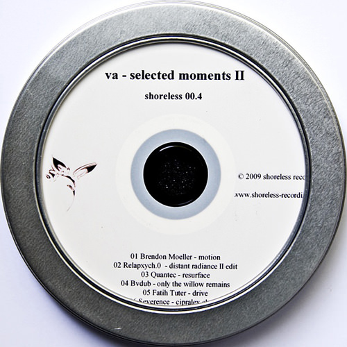 Various Artists - Selected Moments II Shoreless Recordings